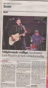 DN Lars Bygden 2013